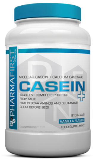 PF Casein Plus 910g vanília Pharma First Nutrition