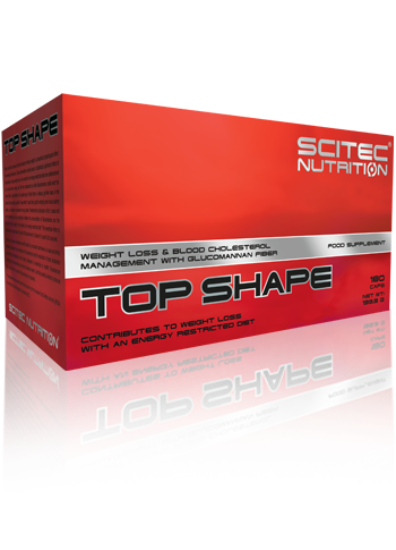 Top Shape 180 kapsz. Scitec Nutrition