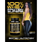 100% Whey Protein Superb Scitec Nutrition