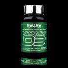 Vitamin D3     250 kapsz. Scitec Nutrition