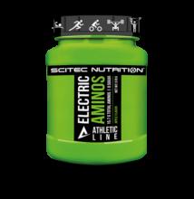 Electric Aminos 570g alma Scitec Nutrition Athletic Line