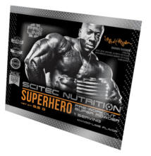 Pro Line Superhero Pre-Workout 9,5g tasakos mangó-lime Scitec Nutrition