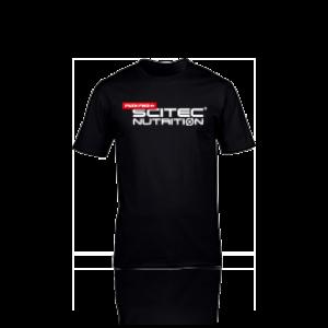 T-Shirt Push FWD férfi fekete póló Scitec Nutrition 8170f4ac53