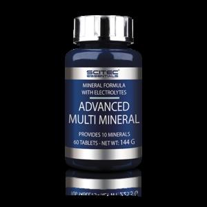Advanced Multi Mineral 60 tabletta Scitec Nutrition