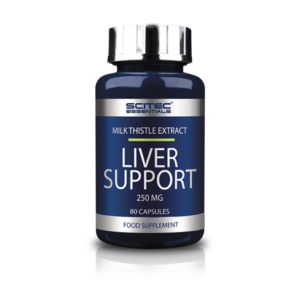 SE Liver Support (SE Liver Aid) 80 kapsz. Scitec Essentials