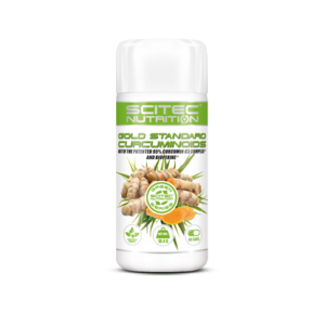 Green Series Gold Standard Curcuminoids 60 kapszula Scitec Nutrition