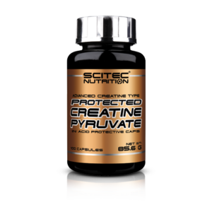 Protected Creatine Pyruvate 100 kapsz. Scitec Nutrition