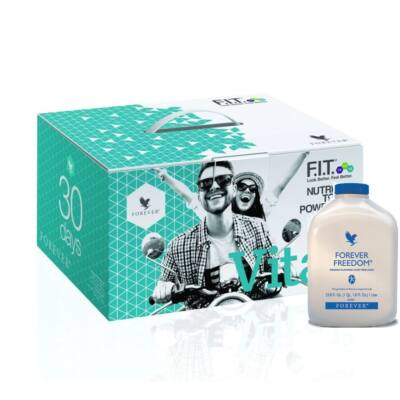 Vital 5 Combo Pack - Freedom 8 db termék/doboz Forever Living Products