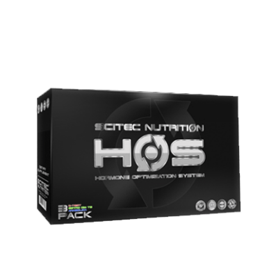 HOS Black Edition Scitec Nutrition Hardcore