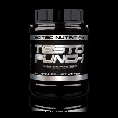 Testo Punch 120 kapsz. Scitec Nutrition