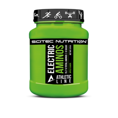 Electric Aminos alma Scitec Nutrition Athletic Line