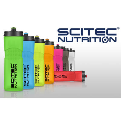 Bike Bottle Ivókulacs 650 ml Scitec Nutrition