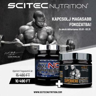 Superhero csomag Scitec Nutrition