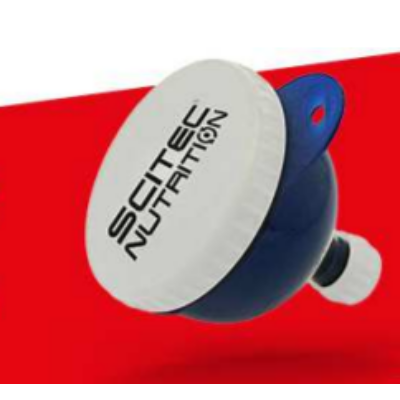 Műanyag tölcsér fehérje por adagoláshoz 150 ml Scitec Nutrition