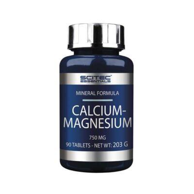 SE Calcium-Magnesium 90 tabl. Scitec Essentials