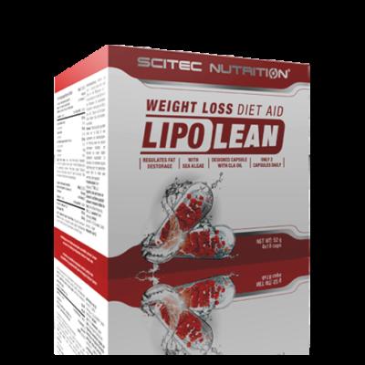 LipoLean 2x36 kapsz. Weight Loss Diet Aid Scitec Nutrition