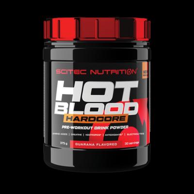 Hot Blood Hardcore Scitec Nutrition