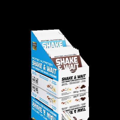 Shake&Wait 55g Scitec Nutrition