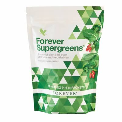 Supergreens 30 db tasak Forever Living Products