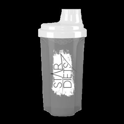 StarDiets Shaker 500 ml szürke