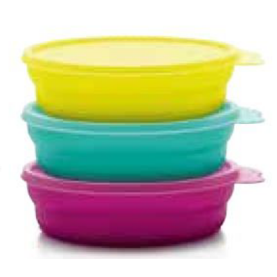 Ufó tál szett 3x500ml Tupperware
