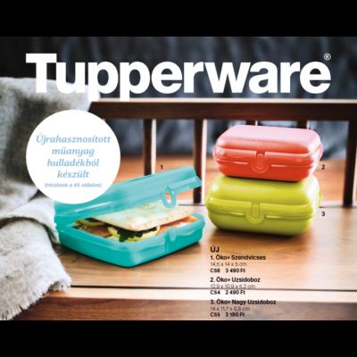 Öko plus Uzsidoboz Tupperware