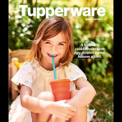 Tupperware 2020 Tavasz/Nyár katalógus