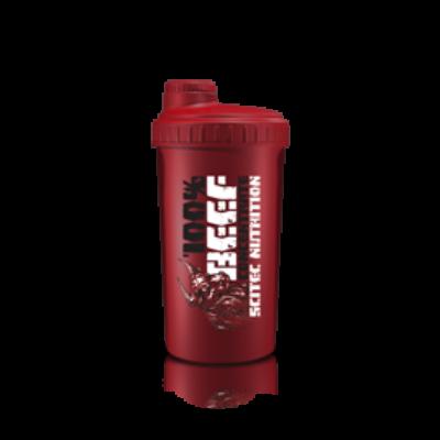 Shaker Scitec Beef Kit 700ml burgundi Scitec Nutrition