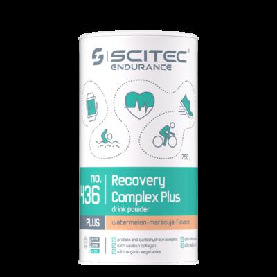 Recovery Complex Plus 750g Scitec Endurance