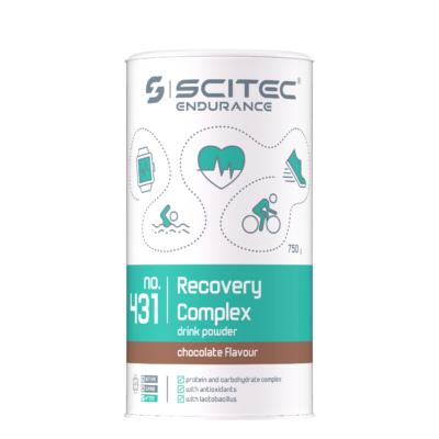 Recovery Complex 750g Scitec Endurance