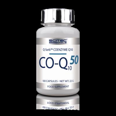 SE CO-Q10/50mg 100 kapsz. Scitec Essentials