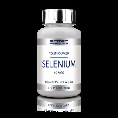 SE Selenium 100 tabl. Scitec Essentials
