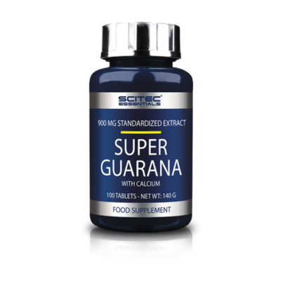 SE Super Guarana 100 tabl. Scitec Essentials