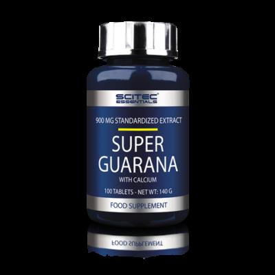 SE Super Guarana 100 tabl. Scitec Essentials