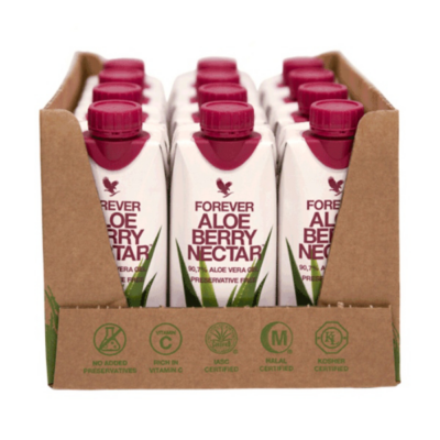 Aloe Berry Nectar 12 x 330 ml Forever Living Products