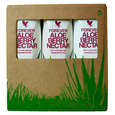 Tripack Aloe Berry Nectar  3 x 1 L Forever Living Products