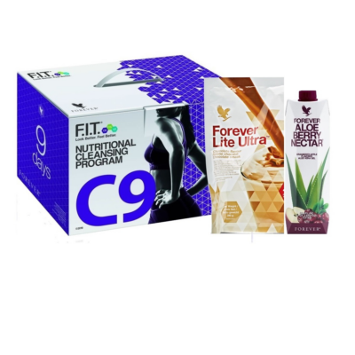 C9 Aloe Berry - Ultra Chocolate 4 db-os készlet Forever Living Products