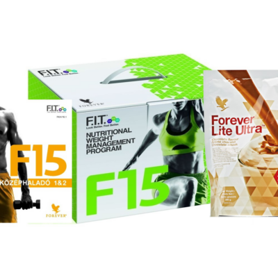 F15 Beginner (kezdő) 1&2 Chocolate 4 db-os készlet Forever Living Products