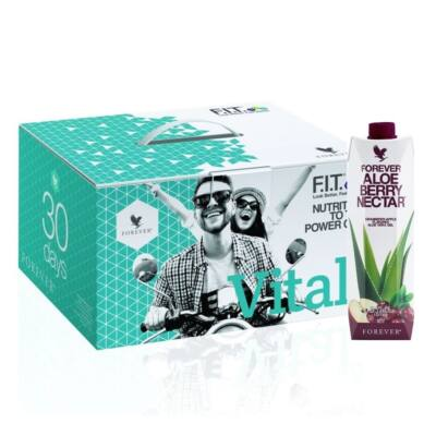 Vital 5 Combo Pack - Aloe Berry Nectar 8 db termék/doboz Forever Living Products