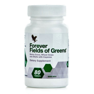 Forever Fields of Greens 80 tabletta Forever Living Products