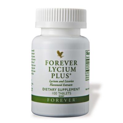 Lycium Plus 100 kapszula Forever Living Products