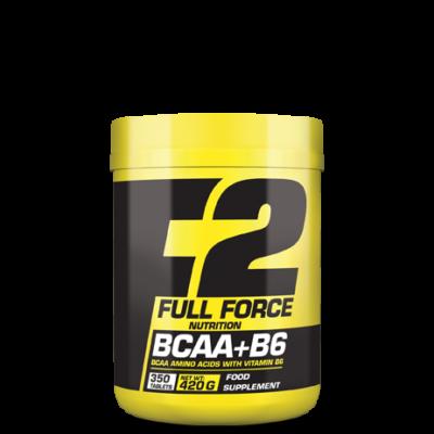 FF Bcaa+B6 Full Force Nutrition