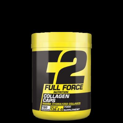 FF Collagen kapsz. 180 kapsz. Full Force Nutrition