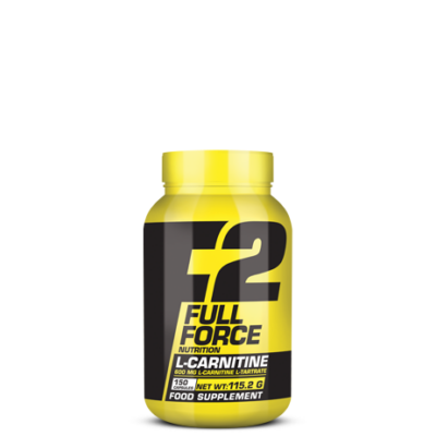 FF L-carnitine 150 kapsz. Full Force Nutrition