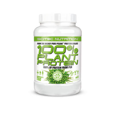 Green Series 100% Plant Protein 900g Scitec Nutrition