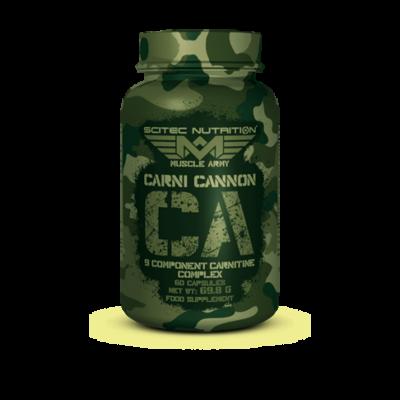 Carni Cannon 60 kapsz. Scitec Nutrition Muscle Army