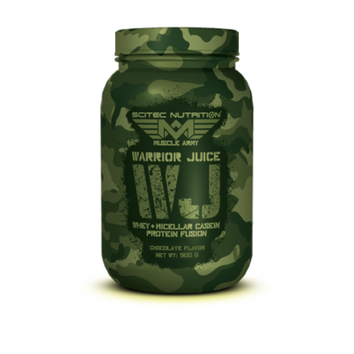 Warrior Juice Scitec Nutrition Muscle Army