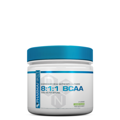PF BCAA 8:1:1    315g citrom Pharma First Nutrition