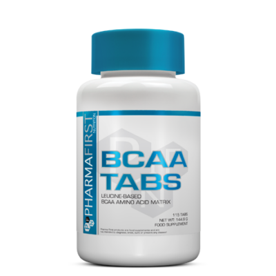 PF BCAA tabl. Pharma First Nutrition