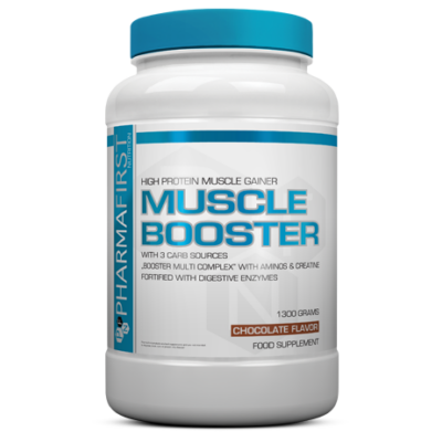 PF Muscle Booster csokoládé Pharma First Nutrition